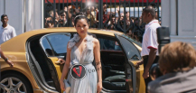 Valet for Movie: Crazy Rich Asians