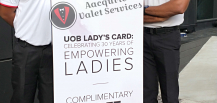 UOB BANK event